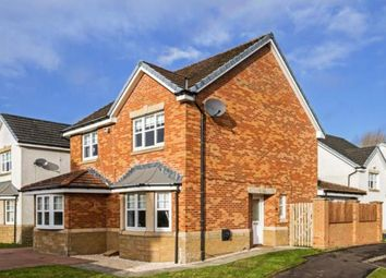 Thumbnail 3 bed detached house for sale in Liath Avenue, Motherwell, North Lanarkshire