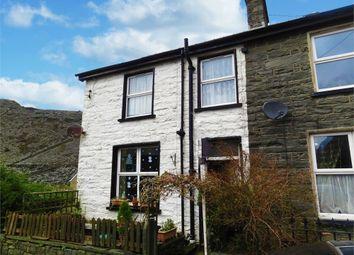 Thumbnail 2 bed semi-detached house for sale in Rhiwbryfdir, Blaenau Ffestiniog, Gwynedd