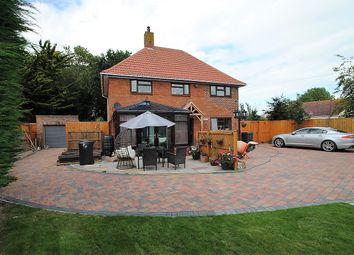 Thumbnail 4 bed detached house for sale in Burnham Road, Burnham-On-Sea