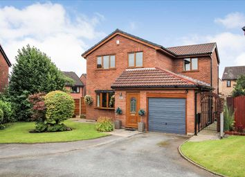 Thumbnail 4 bedroom detached house for sale in Whitsundale, Westhoughton, Bolton