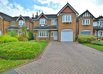 4 bed detached house for sale in Oakleigh Road, Cheadle Hulme, Cheadle SK8