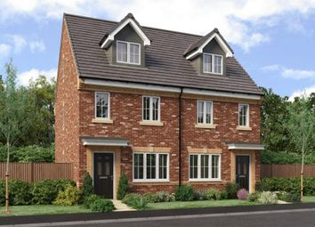 """Thumbnail 3 bedroom semi-detached house for sale in """"Tolkien"""" at Coppull Enterprise Centre, Mill Lane, Coppull, Chorley"""