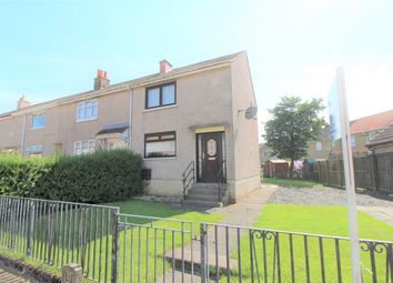 Thumbnail 2 bed end terrace house for sale in Balvenie Street, Coatbridge