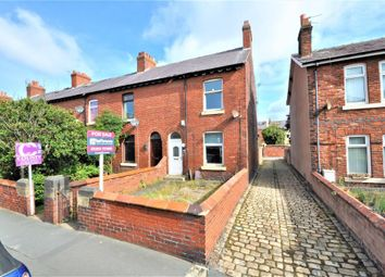 Thumbnail 2 bed end terrace house for sale in Holmfield Road, St Annes, Lytham St Annes, Lancashire