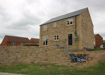 Thumbnail 4 bed detached house for sale in West Chopwell Farm Hall Road, Chopwell, Newcastle Upon Tyne
