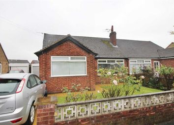 Thumbnail 3 bed semi-detached bungalow for sale in Stewart Road, Wigan