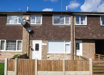 Thumbnail 3 bedroom terraced house to rent in Bramble Drive, Nottingham, Nottingham