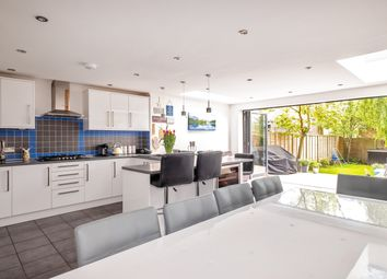 Thumbnail 5 bedroom town house for sale in Whitton Road, Twickenham