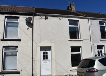 Thumbnail 3 bed terraced house to rent in Gwalia Crescent, Gorseinon