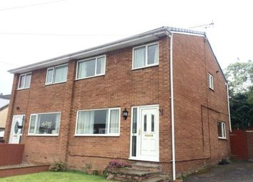 Thumbnail 3 bed semi-detached house to rent in Uplands Avenue, Connah's Quay, Deeside