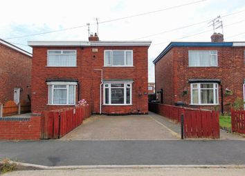 Thumbnail 2 bed semi-detached house for sale in Ledbury Road, Priory Road, Hull
