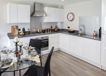 "Thumbnail 2 bed duplex for sale in ""Brighton"" at Baileyfield Road, Edinburgh"
