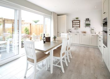 Thumbnail 4 bedroom semi-detached house for sale in Plot 6008 & 6009, Day House Lane, Swindon