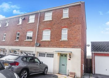 Thumbnail 3 bed end terrace house for sale in Blacksmith Close, Oakdale, Blackwood