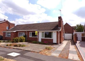 Thumbnail 2 bed bungalow for sale in Shenley Road, Wigston, Leicester, Leicestershire