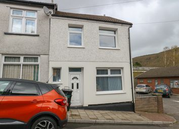 Thumbnail 3 bed end terrace house for sale in Pant Glas Road, Merthyr Tydfil