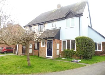 Thumbnail 4 bed semi-detached house to rent in Surrey Close, Framlingham, Woodbridge