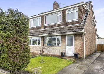 Thumbnail 3 bedroom semi-detached house for sale in Pendle Road, Clayton-Le-Woods, Chorley