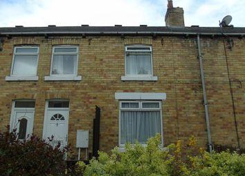 Thumbnail 2 bed terraced house for sale in Ariel Street, Ashington