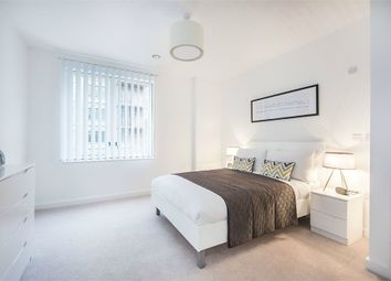 Thumbnail 3 bedroom flat to rent in Samuel Building, 48 Shackleton Way, London