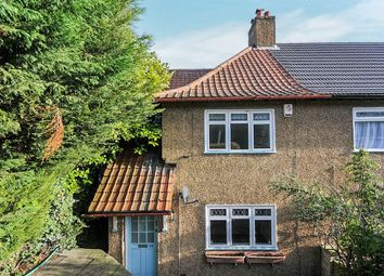 Thumbnail 2 bed semi-detached house for sale in Bloomhall Road, London