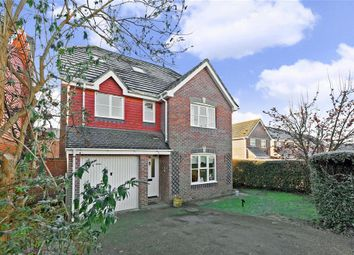 Thumbnail 5 bed detached house for sale in Coulstock Road, Burgess Hill, West Sussex