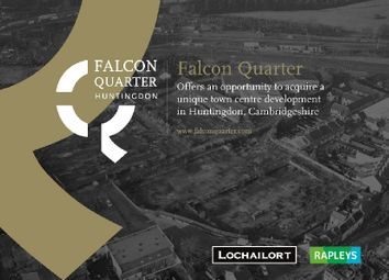 Thumbnail Land for sale in Falcon Quarter, Huntingdon