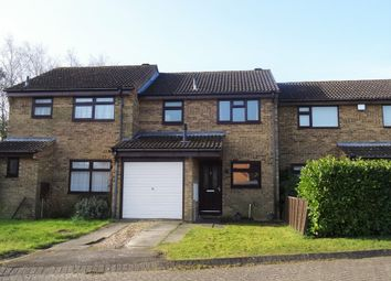 Thumbnail 3 bed terraced house for sale in Brecon Close, Dibden Purlieu, Southampton