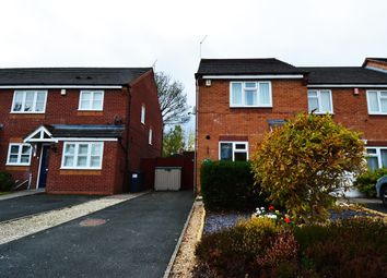 Thumbnail 2 bed end terrace house to rent in Honeycomb Way, Northfield, Birmingham