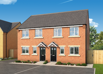 "Thumbnail 3 bed property for sale in ""The Hawthorn At Hartington Mews"" at Callum Close, Darlington"