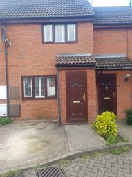 Thumbnail 2 bed terraced house for sale in Britten Close, Elstree, Borehamwood