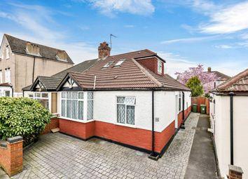 Merchland Road, London SE9. 4 bed semi-detached bungalow