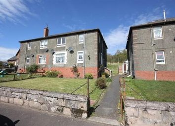Thumbnail 2 bed flat for sale in Wellwood Street, Muirkirk, Cumnock