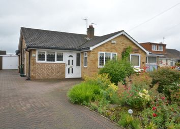 Thumbnail 2 bed semi-detached bungalow for sale in Cumberland Close, Goole