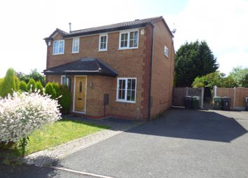 Thumbnail 2 bed semi-detached house to rent in Abbey Close, Bromsgrove