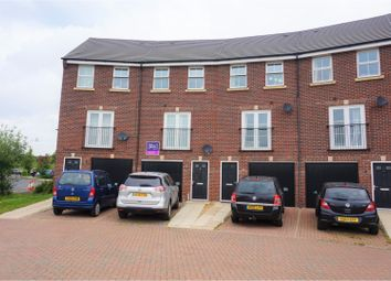 Thumbnail 4 bed town house for sale in Wilson Crescent, King's Lynn