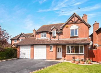 Thumbnail 4 bed detached house for sale in Old Station Gardens, Henstridge, Templecombe