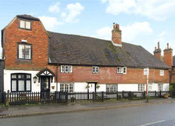 3 bed terraced house for sale in High Street, Seal, Sevenoaks, Kent TN15