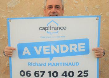 Thumbnail 3 bed detached house for sale in Poitou-Charentes, Charente, Barbezieux Saint Hilaire