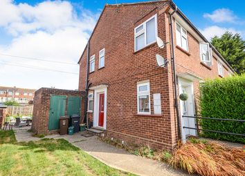 Thumbnail 2 bed flat to rent in Bluett Road, London Colney, St. Albans