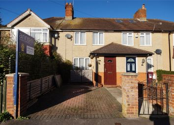 Thumbnail 3 bedroom terraced house for sale in Shirley Avenue, Reading, Berkshire