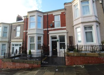 Thumbnail 3 bed terraced house for sale in Atkinson Road, Benwell, Newcastle Upon Tyne