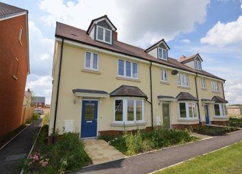 Thumbnail 4 bed semi-detached house for sale in Haddenham Business, Pegasus Way, Haddenham, Aylesbury