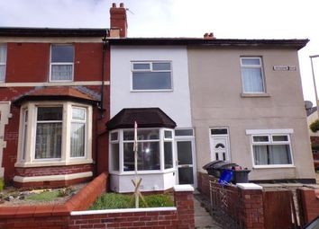 Thumbnail 2 bed terraced house for sale in Sherbourne Road, Blackpool, Lancashire