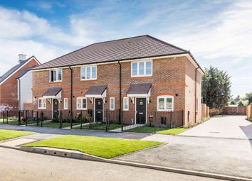 Thumbnail 2 bed end terrace house to rent in Longacres Way, Chichester