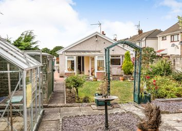 Thumbnail 2 bed detached bungalow for sale in Lowland Drive, Tonteg, Pontypridd