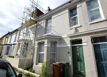 3 bed terraced house for sale in Desborough Road, Plymouth, Devon PL4