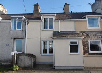 Thumbnail 2 bed terraced house for sale in Bron Eryri Terrace, Rhosgadfan, Caernarfon, Gwynedd