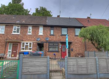 Thumbnail 2 bed terraced house for sale in Ryecroft Avenue, Salford
