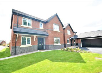 Thumbnail 4 bedroom detached house for sale in Riversleigh Way, Warton, Preston, Lancashire